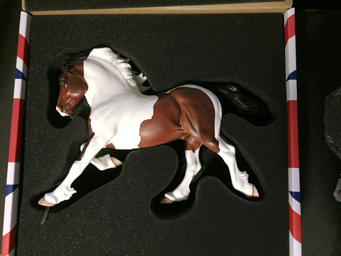 Copperfox Welsh Cob Bertie model to be given away