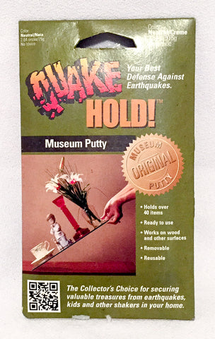 Quakehold Museum Putty