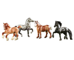 Breyer SM Gentle Giants set disco'd for 2018