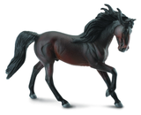 CollectA Andalusian Stallion, Dark Chocolate Bay at Triple Mountain