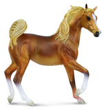 CollectA Arabian Mare, Golden Sorrel - Disco'd for 2017
