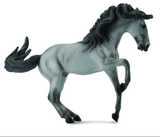 CollectA Lusitano Stallion, Grey - Disco'd for 2017