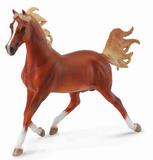 CollectA 1:12 Chestnut Arabian Stallion Disco'd for 2017