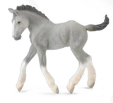 CollectA Shire Foal, Grey at Triple Mountain