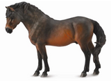 CollectA Dartmoor Pony Stallion, Bay at Triple Mountain