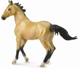 CollectA Akhal Teke in metallic buckskin - Disco'd for 2017
