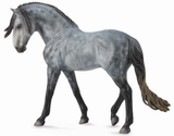 CollectA 1:12 Grey Andalusian Stallion Disco'd for 2017