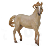 CollectA 1:12 Light Palomino Mustang Stallion Disco'd for 2017
