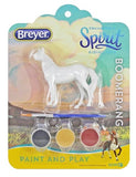 Breyer Boomerang Mini Paint & Play Kit (Stablemate) at Triple Mountain
