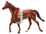 Breyer Carrick ~ Justify - Triple Crown Champion at Triple Mountain