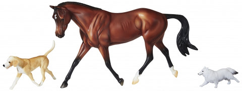 The Best Gifts for Horse Lovers are Breyer Model Horses at Triple Mountain