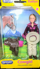 Breyer 2019 Kaitlyn Classic Western Rider at Triple Mountain