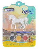 Breyer Chica Linda Mini Paint & Play Kit (Stablemate) at Triple Mountain