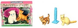 Breyer Pocket Box Cats at Triple Mountain