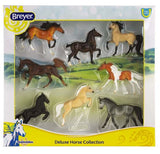 Breyer SM Deluxe Horse Collection at Triple Mountain