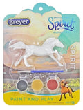 Breyer Spirit Mini Paint & Play Kit (Stablemate) at Triple Mountain