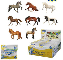Breyer 2018 Stablemate Mystery Horse Surprise bags at Triple Mountain