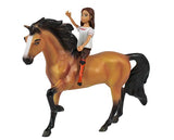 Breyer Spirit and Lucky - Small Set at Triple Mountain
