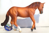CollectA Australian Stock Horse, Sorrel #88712 at Triple Mountain
