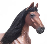 Breyer by CollectA Mangalarga Marchador Stallion at Triple Mountain