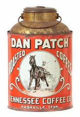 Dan Patch brand coffee