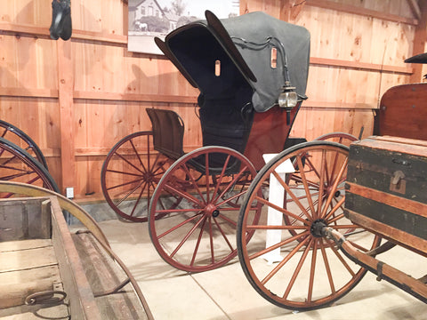 Gentleman's Phaeton at Skyline Farm Museum