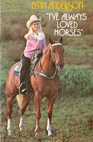 Lynn Anderson and Lady Phase from breyerhorses.com