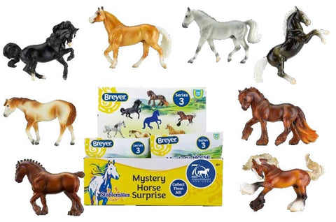 Breyer 70th Anniversary Stablemates Blind Bags at Triple Mountain