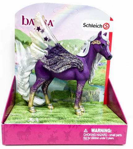 Schleich Star Pegasus at Triple Mountain