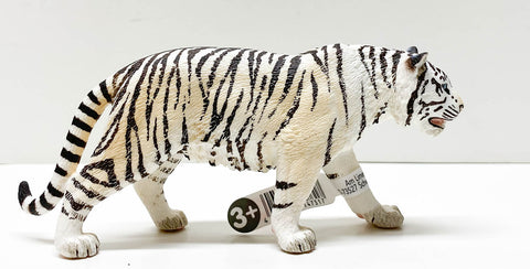 Schleich White Bengal Tiger at Triple Mountain