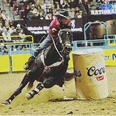 Slick By Design - Barrel Racing Champion with Michele McLeod
