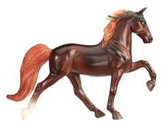Breyer SM Tennessee Walker disco'd for 2018