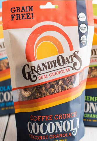GrandyOats Granola teams up with Triple Mountain