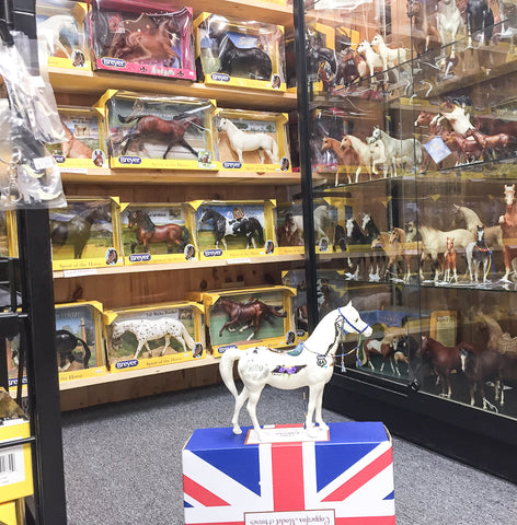 Horse'n Around the World Breyer PAM at Triple Mountain