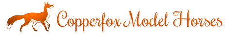 Copperfox Model Horses website (opens in a new tab)