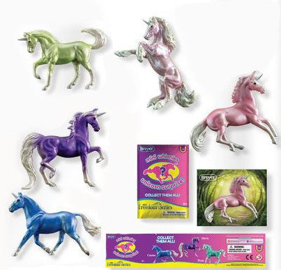 Bryer Mini Whinnies Unicorn blind bags at Triple Mountain