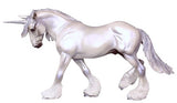 Breyer Othello ~ Xavier, Unicorn at Triple Mountain