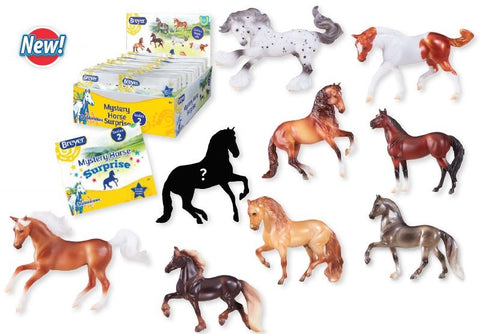 Breyer Stablemate Mystery Horse Blind Bags as Stocking Stuffers at Triple Mountain
