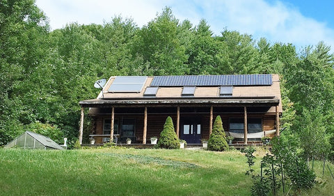 Solar installed by ReVision Energy 9-15-2015