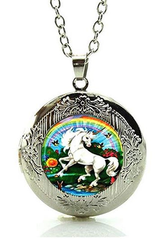 Unicorn Locket at Triple Mountain