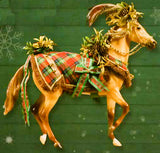 Breyer Woodland Splendor 2016 Holiday Horse Lonesome Glory