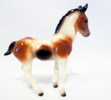 Calico Pony Mare & Foal (Available separately)