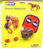 Breyer Western Riding Set Hot Colors
