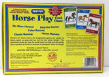 Horse Play Card Game w/ Original Box