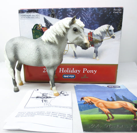 Misty ~ Jingles, 2001 Holiday horse