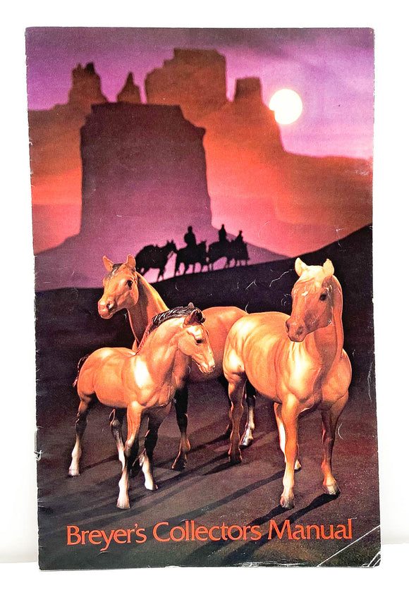1975 Breyer Box Brochure