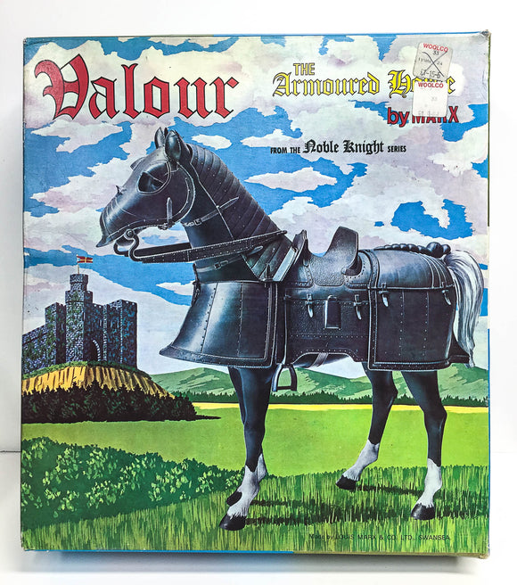 Thunderbolt ~ Armoured Horse - Valour (Original UK Version w/ Box!)