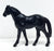 Quarter Horse, Black (Sale supports Harvest Hills Animal Shelter)
