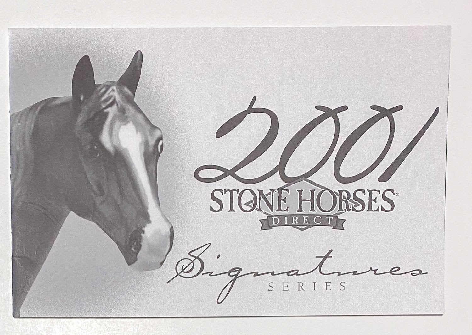 Peter Stone Horses Direct Signatures Series Book (Sale supports Harvest Hills Animal Shelter)