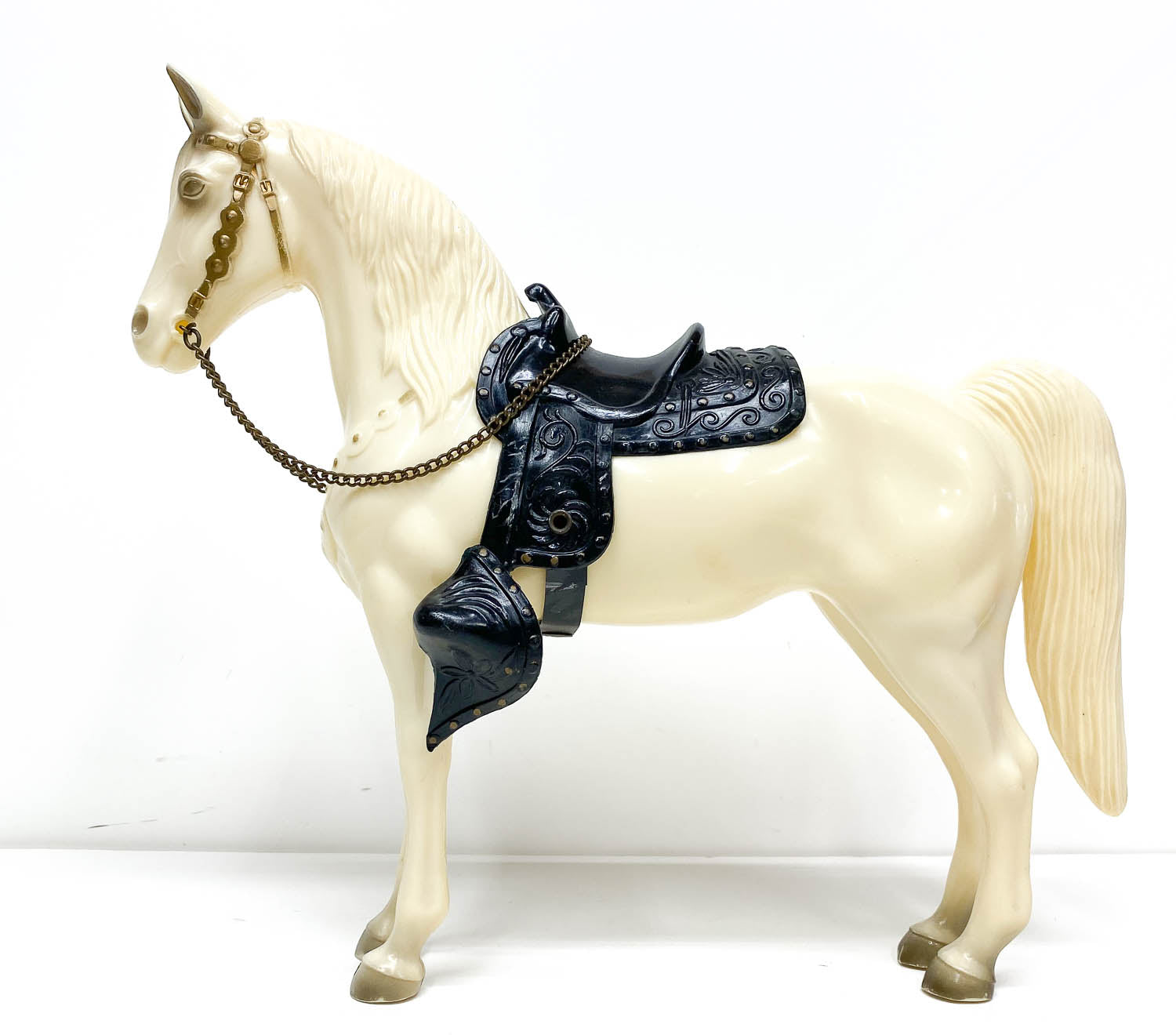 Western Horse, White - Breyer's First Release!  (Sale for charity)